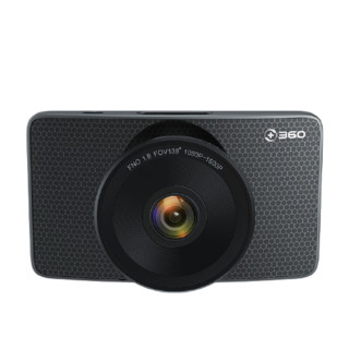 360 G系列 G600 行车记录仪 单镜头 32G卡 标准版