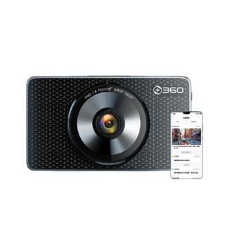 360 G系列 G600 行车记录仪 单镜头 无卡 升级4G版