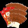 脆香米 巧克力棒棒糖 12支