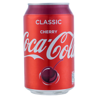 Coca-Cola 可口可乐 汽水 樱桃味 330ml*8罐