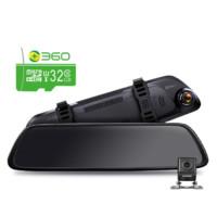 360 M系列 M301 行车记录仪 双镜头 32G卡