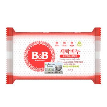 运费券收割机:B&B 保宁 婴儿洗衣皂  洋甘菊 200g