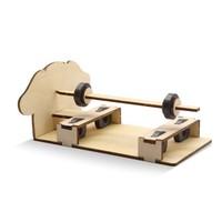 Zhiqixiong 稚气熊  科学制作发明 磁悬浮笔