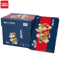 天章(TANGO)新天章龙5包装80gA4打印纸复印纸 高品质PA款打印纸 500张/包 5包/箱(共2500张)