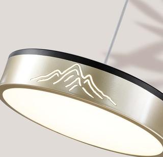 nvc-lighting 雷士照明 ESXcd9056 墨染