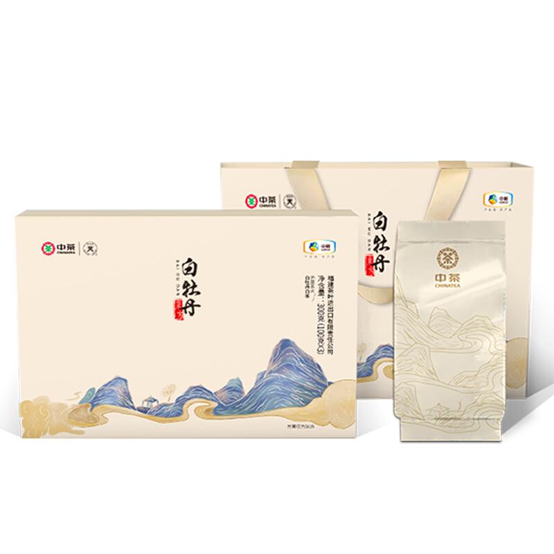 Chinatea 中茶 白牡丹 白茶 300g