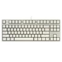 iKBC C200 机械键盘 红轴 87键 浅灰