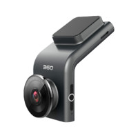 360 G系列 G300Plus 行车记录仪 单镜头 64G卡