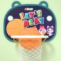 伶可家族 室内篮球框架 可升降