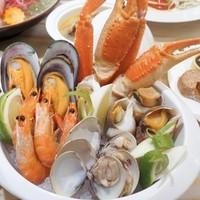 游宴一品招牌菜前来助攻!上海万达瑞华酒店 美食汇餐厅自助晚餐