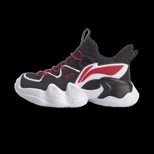 PLUS会员、有券的上 : LI-NING 李宁 男童运动鞋 YKNQ116-1