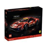 黑卡会员:LEGO 乐高  Technic 科技系列 42125 法拉利 488 GTE赛车