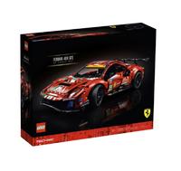 LEGO 乐高  Technic 科技系列 42125 法拉利 488 GTE赛车
