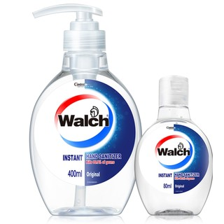 walch 威露士 酒精乙醇75%免洗洗手液 400ml