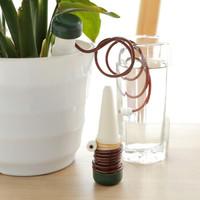 米良品 创意可调自动浇花器 4只装
