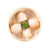 小牛凯西 水晶虾饺   250g*2袋 *4件