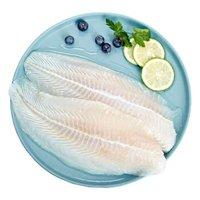 限地区:信豚 越南进口冷冻巴沙鱼柳 2500g*6件