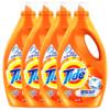 Tide 汰渍 全效360系列 高效能洗衣液 2kg*4瓶 洁雅百合