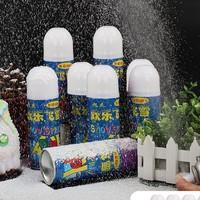 喜秀 喷花彩带 欢乐飞雪/白色 6瓶装