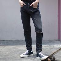 Levi's 李维斯 59438-0000 男士叠脚升级球鞋牛仔裤