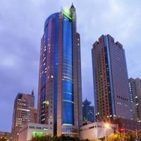 上海浦东假日酒店 套房1晚(含2大1小早餐+晚餐)