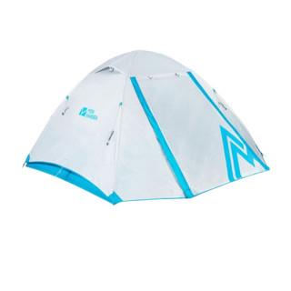 MOBI GARDEN 牧高笛 冷山cm3 帐篷 NXZQU61013 蓝色 3人