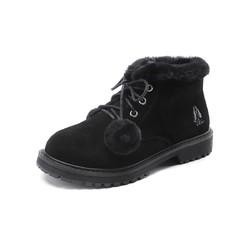 Hush Puppies 暇步士 女童保暖雪地靴