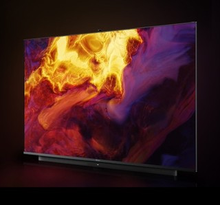HUAWEI 华为 智慧屏V55i系列 HEGE-550C 液晶电视 55寸 4K 腾讯版