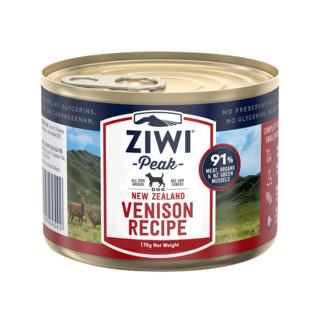 ZIWI 滋益巅峰 Peak系列 红肉猫罐头 185g *6件