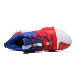 PEAK 匹克 态极闪现1代 男子篮球鞋 E94455A 混合色 42