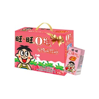 Want Want 旺旺  O泡果奶 草莓味 125ml*20盒