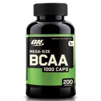 ON 奥普帝蒙 BCAA支链氨基酸胶囊 200粒/瓶 *2件