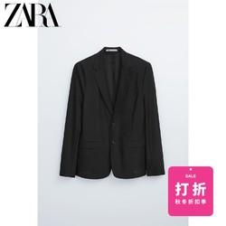 ZARA 02753500800 男士休闲西装