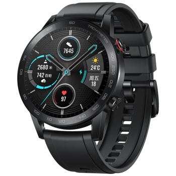 HUAWEI 华为 WATCH GT 2 智能手表 运动版 46mm 曜石黑