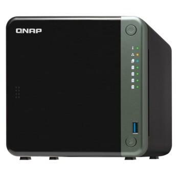 QNAP 威联通 TS-453D-4G-US 四盘位NAS