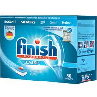 finish 亮碟 洗碗机专用洗碗块 489g/30块