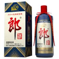 LANGJIU 郎酒 郎牌郎酒 2019年纪念版 53%vol 酱香型白酒