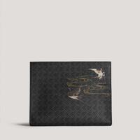男士 黑色 Dunhill Signature系列菁燕拉鏈手包 | dunhill 登喜路中國官網 官網店
