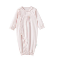 Purcotton 全棉时代 婴儿纯棉针织连体衣