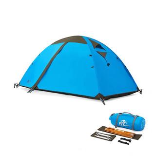 MOBI GARDEN 牧高笛  冷山1 帐篷 NX20561002 蓝色 1人