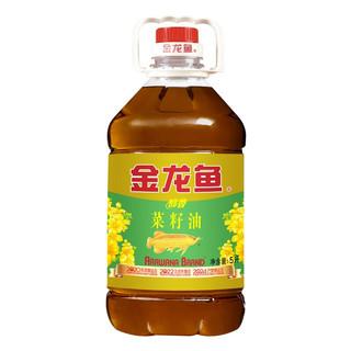 食用油  菜籽油 5L
