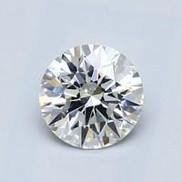 补贴购:Blue Nile 0.90克拉圆形切割钻石(切工理想 成色G 净度VS1 )