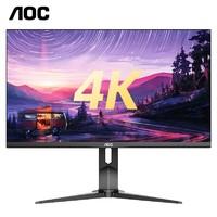 百亿补贴:AOC U28G2U 28英寸IPS显示器(3840×2460、10bit)