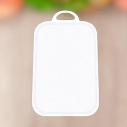 CHUANGBU 创步 抗菌防霉切菜板家用案板砧板和面擀面板占粘板塑料宿舍水果菜刀板