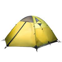 MOBI GARDEN 牧高笛 冷山3 帐篷 NXZQU61008 绿色 3人+凑单品