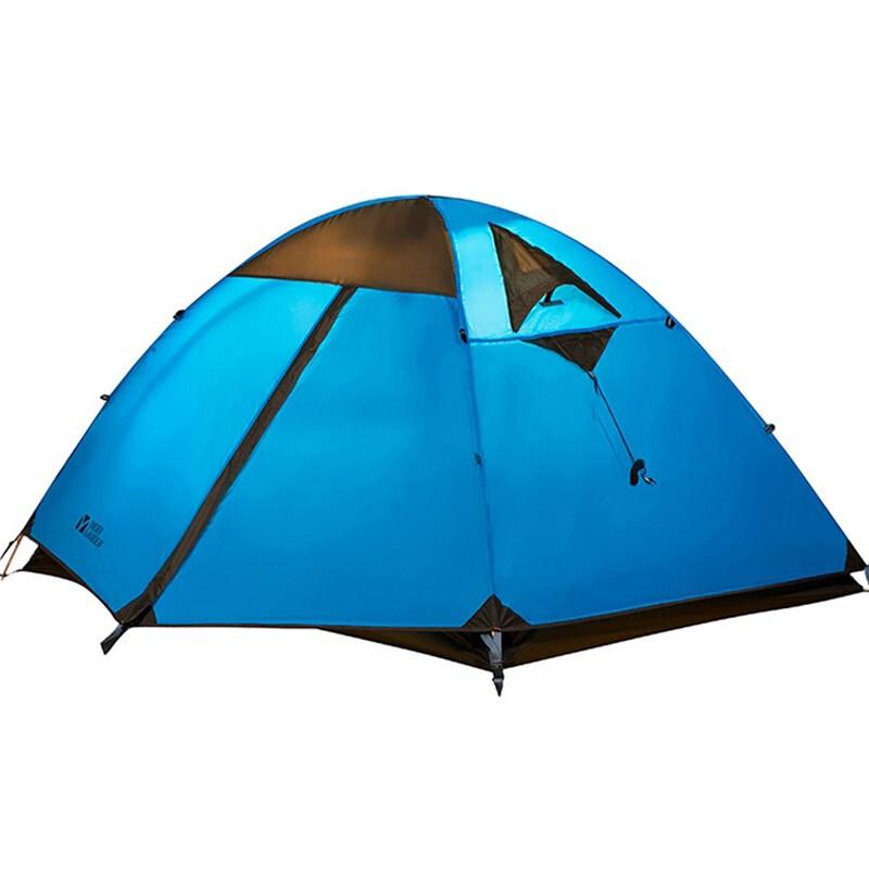 冷山3 帐篷 NXZQU61008 蓝色 3人