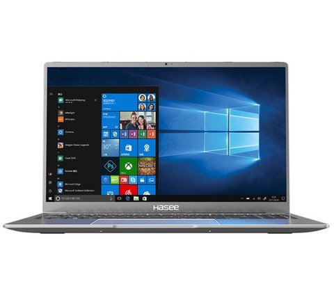 Hasee HASEE 优雅 X5-2021S5 15.6英寸笔记本电脑(i5-1135G7、16GB、512GB、72%色域)