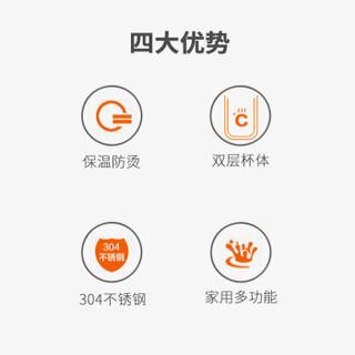 Joyoung 九阳 DJ12B-A11EC 多功能 豆浆机 白色