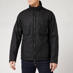 Barbour 巴伯尔 international Tennant 男士涂蜡夹克
