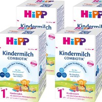 HiPP 喜宝 幼儿配方奶粉1+ 600g 4盒装